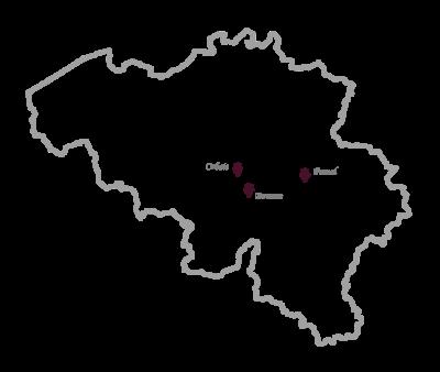 belgique terroirs